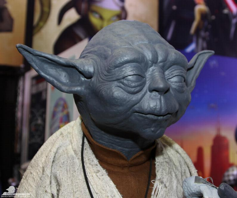 eFX Collectibles : Yoda Life Size ESB Efxyod13