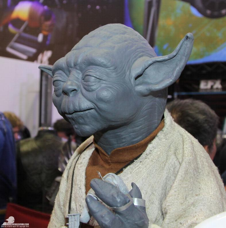 eFX Collectibles : Yoda Life Size ESB Efxyod14