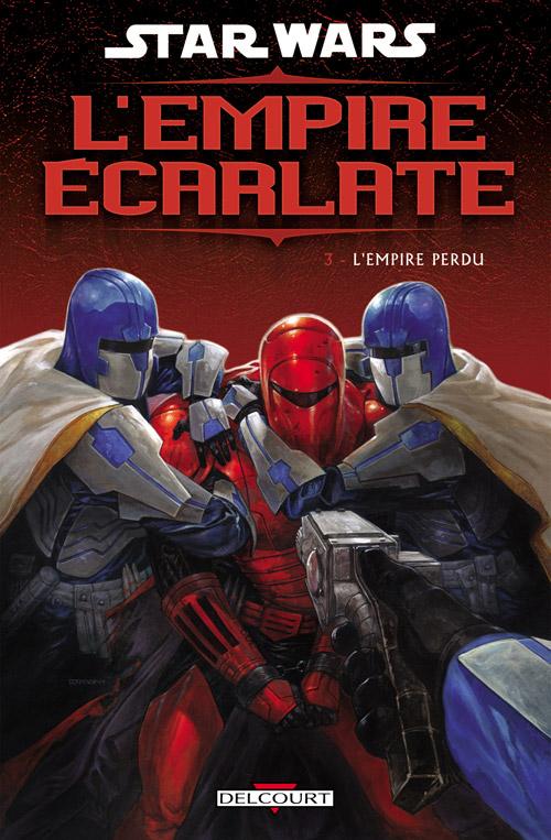 COLLECTION STAR WARS - L'EMPIRE ECARLATE Empire11