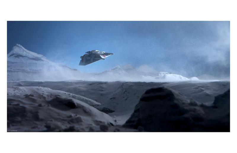 Artwork Star Wars - ACME - En Route En_rou10