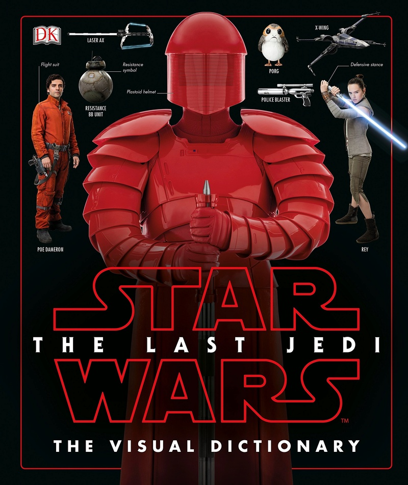 Star Wars The Last Jedi The Visual Dictionary Encycl12