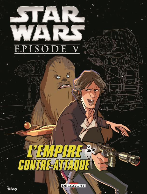 Star Wars Épisode V L'empire Contre Attaque (Jeunesse)  Ep_v_z10