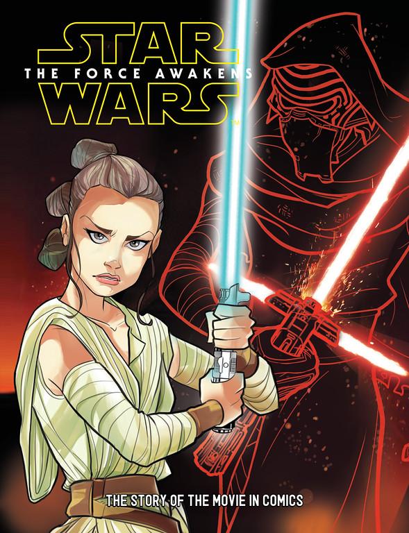 Star Wars - Episode VII Le Réveil de la Force (jeunesse) Ep_vii11
