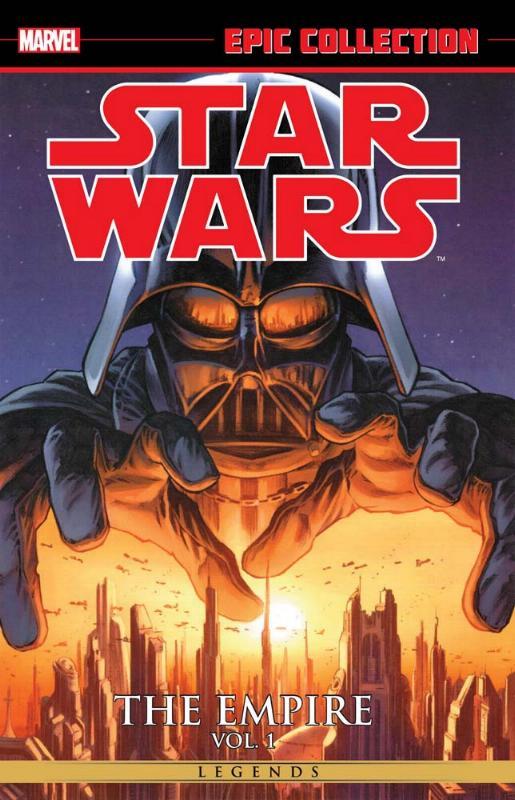 Marvel Comics US - Star Wars Legends Epic Collection Epict010