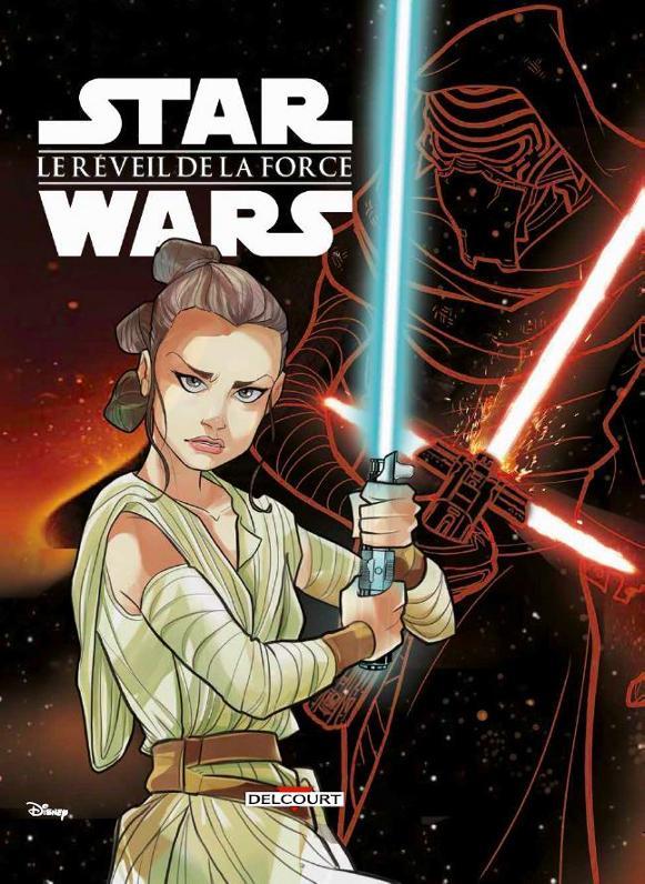 Star Wars - Episode VII Le Réveil de la Force (jeunesse) Episod11