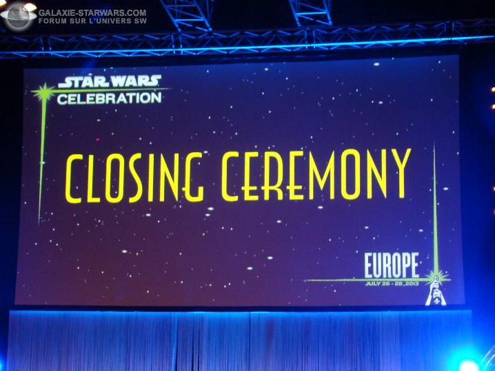 SW CELEBRATION EUROPE 26/28 Juillet 2013 - EVENTS ET PANELS Event148