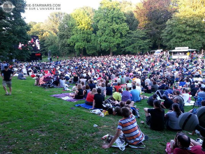 SW CELEBRATION EUROPE 26/28 Juillet 2013 - EVENTS ET PANELS Events50