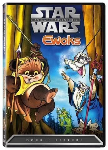Ewoks les films et Episodes Guide Ewoks10