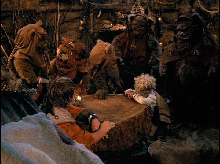 L'aventure des Ewoks Ewoks210