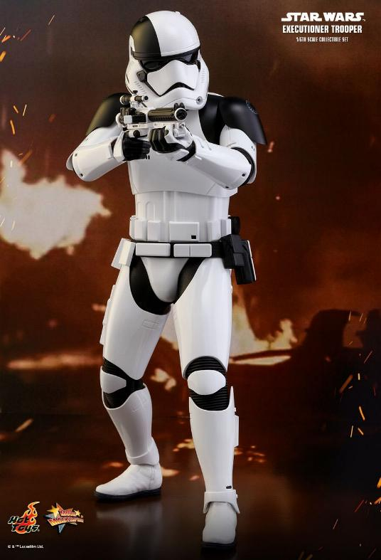 Hot Toys Star Wars Ep.VIII - Executioner Trooper 1/6 Scale  Execut27