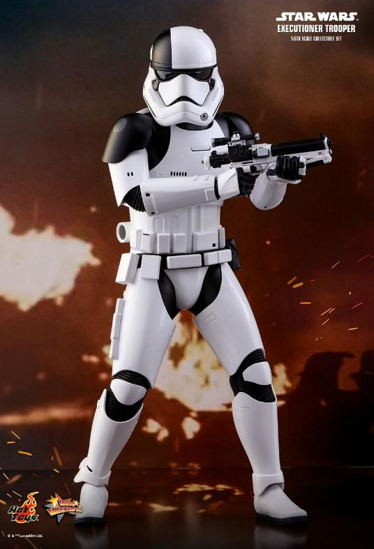 Hot Toys Star Wars Ep.VIII - Executioner Trooper 1/6 Scale  Execut32