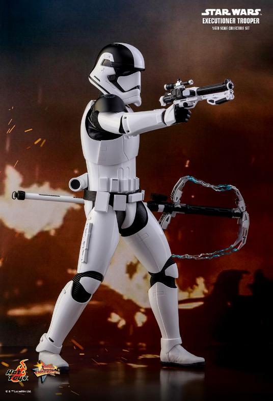 Hot Toys Star Wars Ep.VIII - Executioner Trooper 1/6 Scale  Execut38