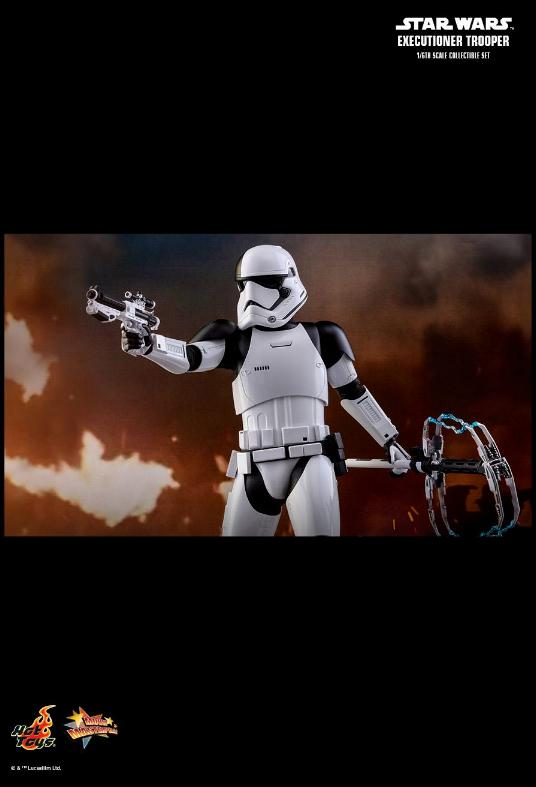 Hot Toys Star Wars Ep.VIII - Executioner Trooper 1/6 Scale  Execut41