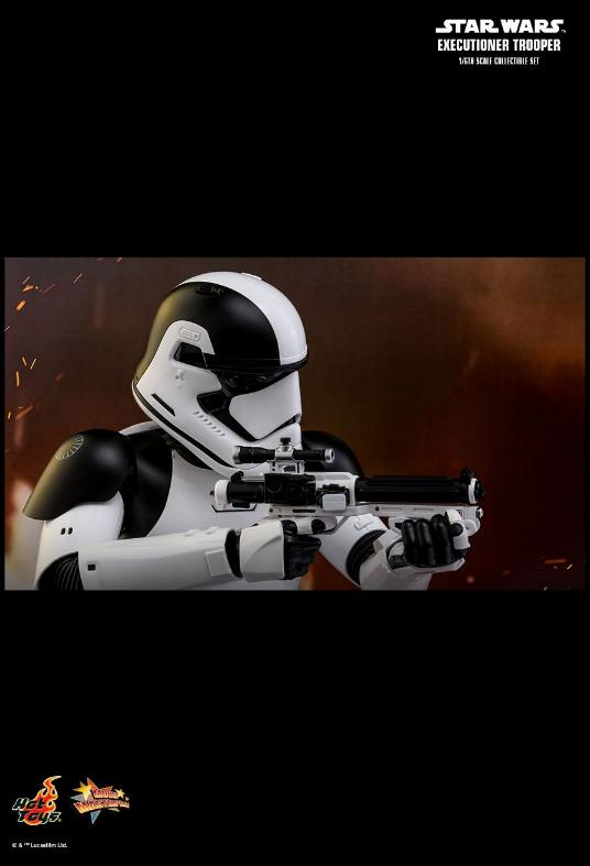 Hot Toys Star Wars Ep.VIII - Executioner Trooper 1/6 Scale  Execut42