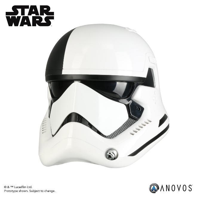 ANOVOS STAR WARS First Order Stormtrooper Executioner Helmet Execut48
