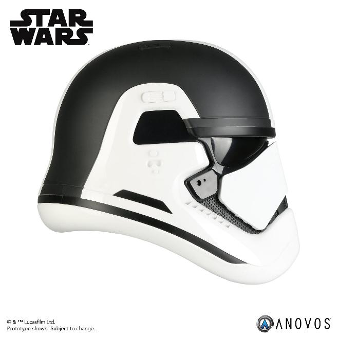 ANOVOS STAR WARS First Order Stormtrooper Executioner Helmet Execut50