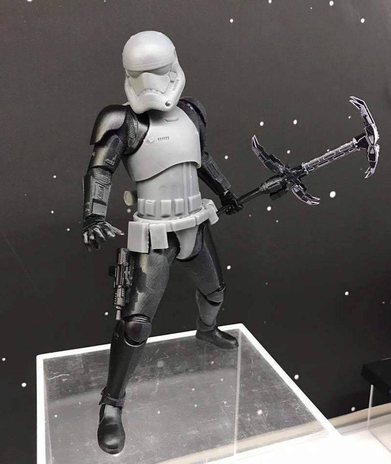Kotobukiya - First Order Stormtrooper Executioner ARTFX+ Execut54