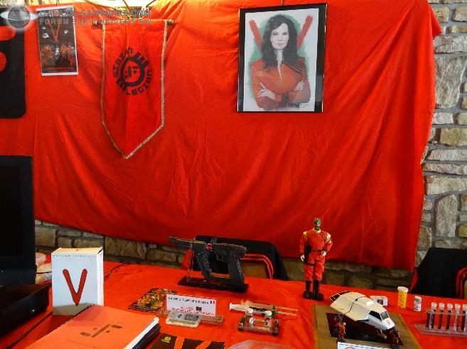 Salon des Geeks 2016 - 10/11 Sept. - Velaine-en-Haye (54)  Expo_510