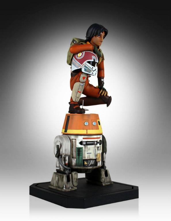 Gentle Giant - Ezra and Chopper Maquette Ezrach17