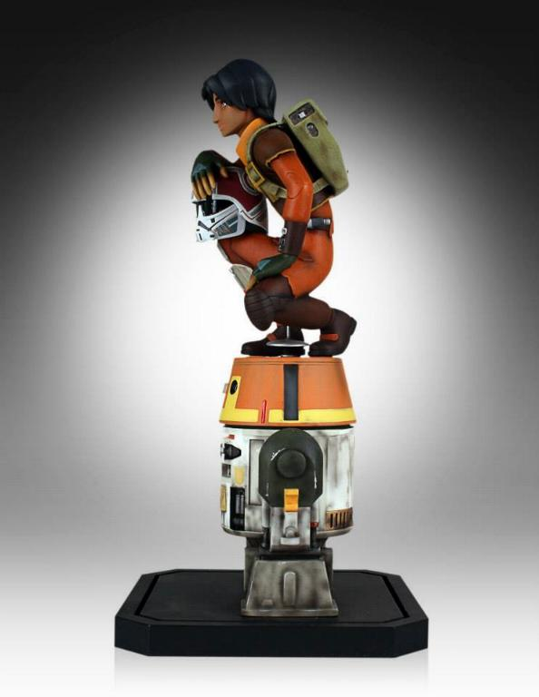 Gentle Giant - Ezra and Chopper Maquette Ezrach19