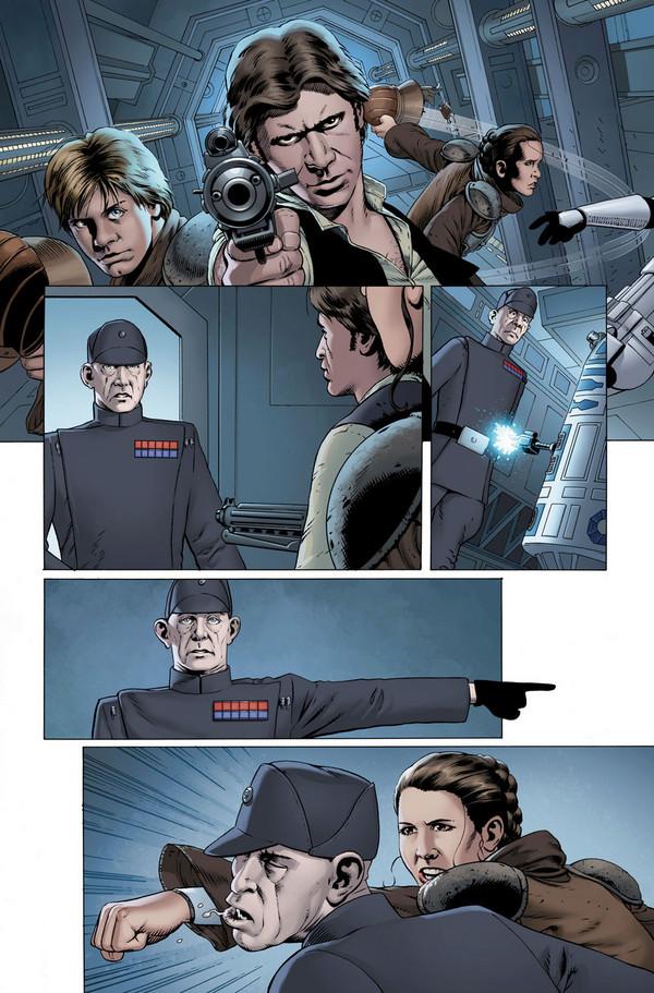 Marvel Comics US - Star Wars  F10