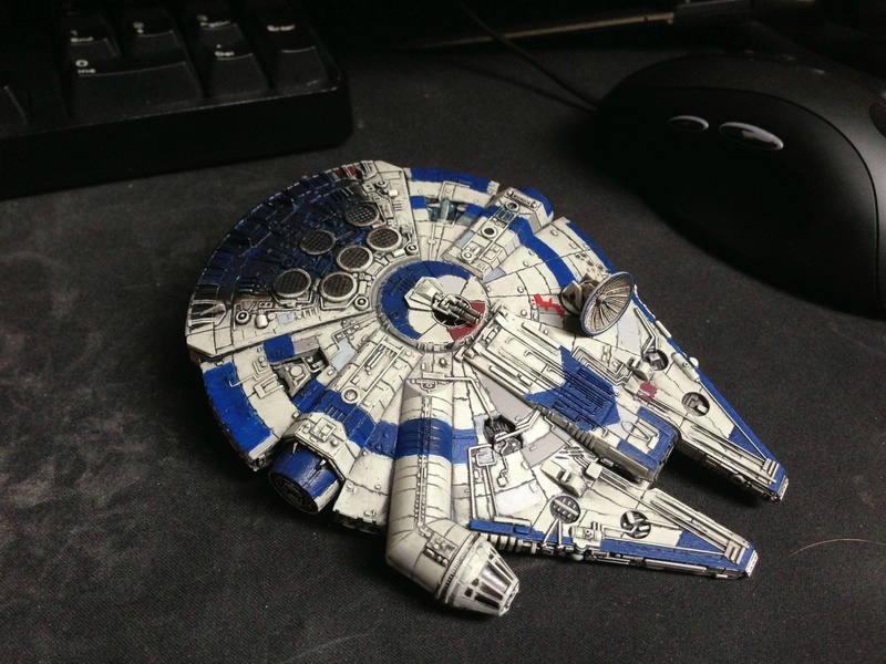 Solo - Les RUMEURS de Han Solo A Star Wars Story - Page 2 Falcon39