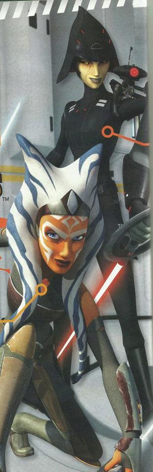 Star Wars Rebels DVD et Blu Ray. News, Infos. Femel_10