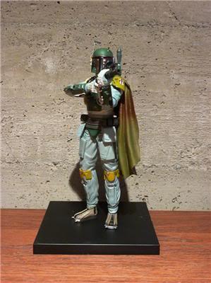 Kotobukiya BOBA FETT - ArtFX Statue ESB Version - Cloud City - Page 2 Fett1510