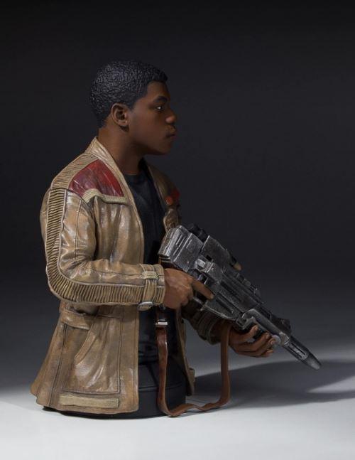 Gentle Giant Star Wars Finn Mini Bust Finn_m20