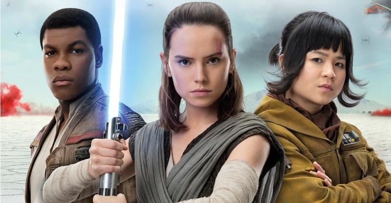 8 - Les posters de Star Wars VIII - The Last Jedi - Page 2 Finnre10