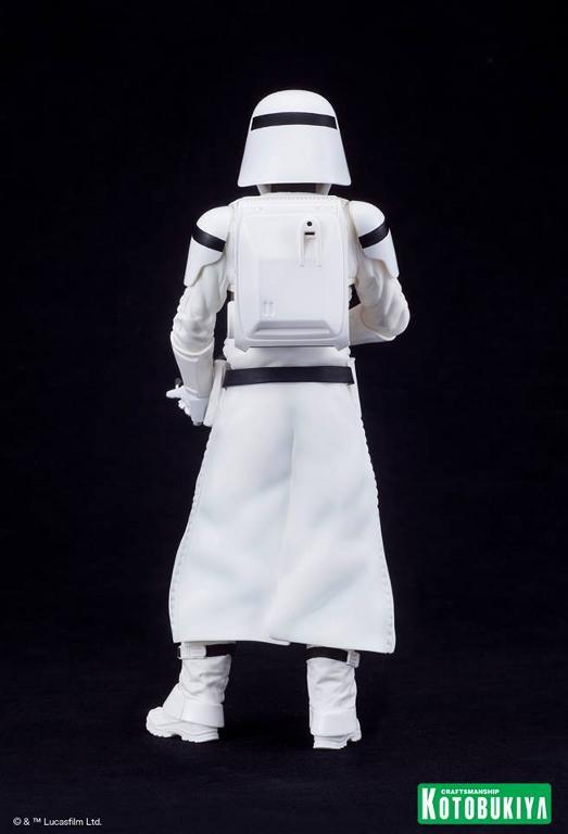 Kotobukiya Star Wars -Snowtrooper Flametrooper ArtFX Statue Flame_25