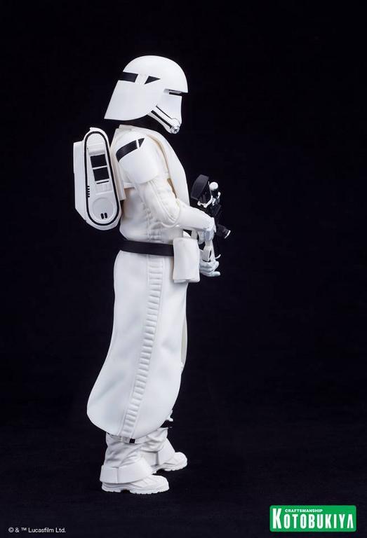 Kotobukiya Star Wars -Snowtrooper Flametrooper ArtFX Statue Flame_26