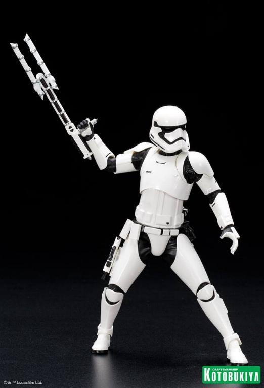 Kotobukiya Star Wars First Order Stormtrooper FN-2199 ARTFX+ Fn219919