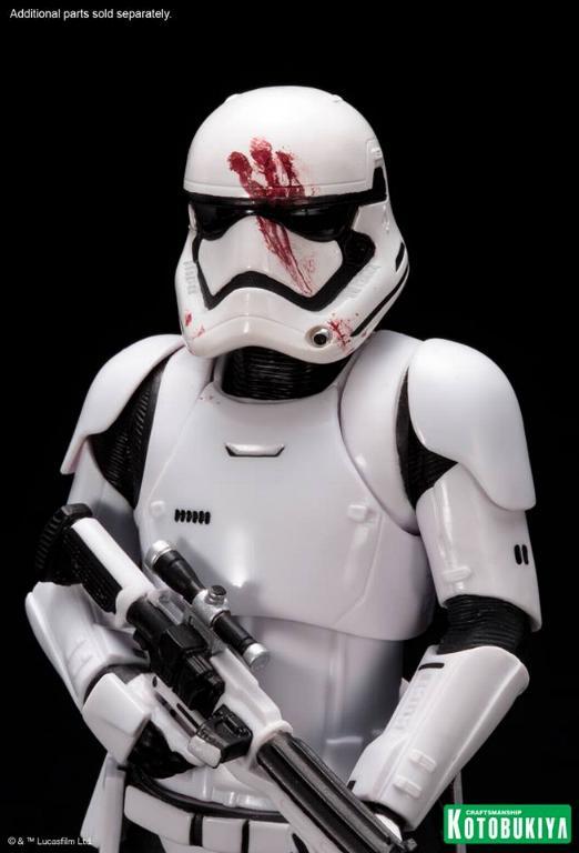 Kotobukiya Star Wars First Order Stormtrooper FN-2199 ARTFX+ Fn219920