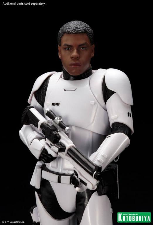 Kotobukiya Star Wars First Order Stormtrooper FN-2199 ARTFX+ Fn219921