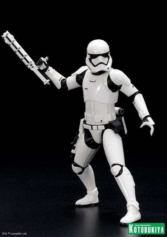 Kotobukiya Star Wars First Order Stormtrooper FN-2199 ARTFX+ Fn219922