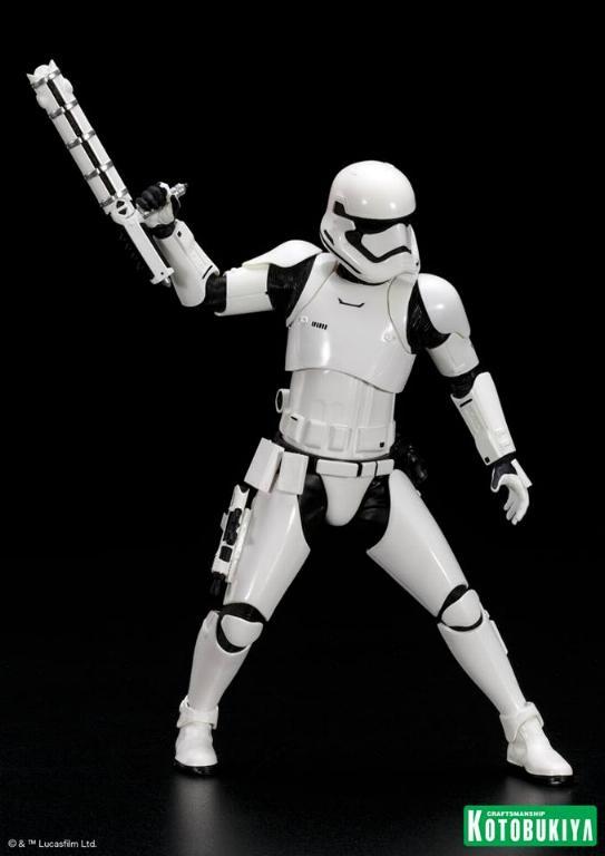 Kotobukiya Star Wars First Order Stormtrooper FN-2199 ARTFX+ Fn219923