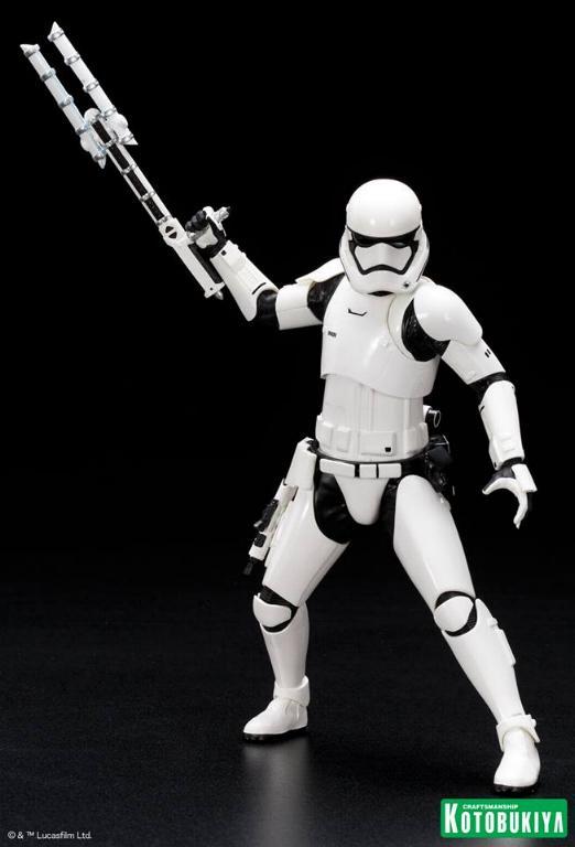 Kotobukiya Star Wars First Order Stormtrooper FN-2199 ARTFX+ Fn219924