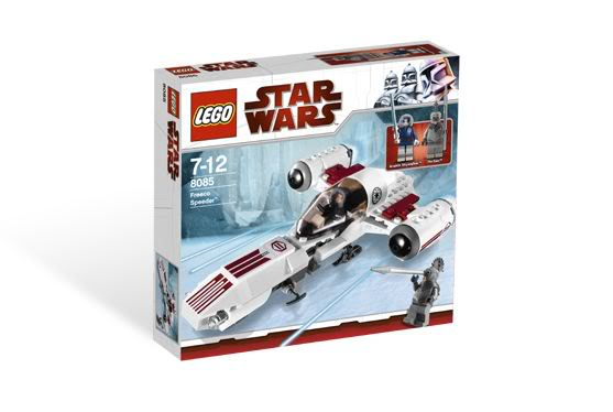LEGO STAR WARS - 8085 - Freeco Speeder Freeco10