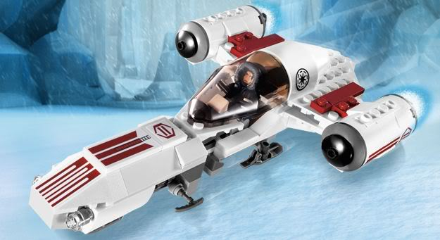 LEGO STAR WARS - 8085 - Freeco Speeder Freeco11