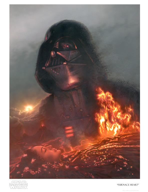Artwork Star Wars - ACME - Furnace Heart Furnac10
