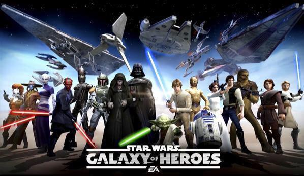 Mobile - Star Wars Galaxy Of Heroes Galaxy10