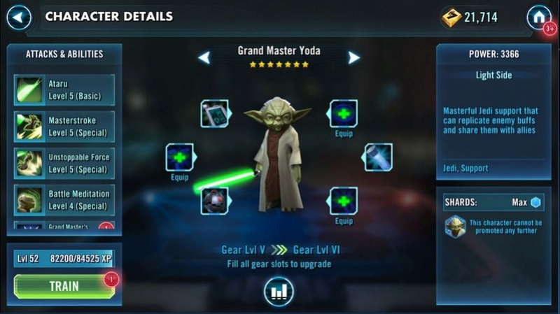 Star Wars: Galaxy Of Heroes  Galaxy11