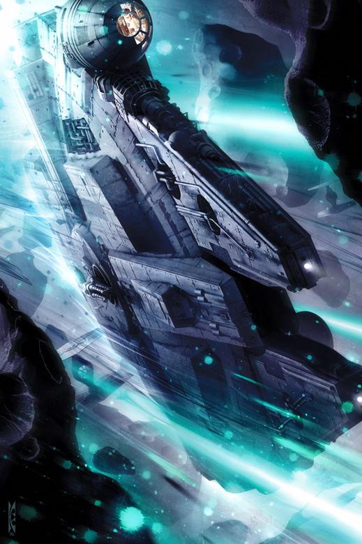 Artwork Star Wars - ACME - Gamblers Rush Gamble10