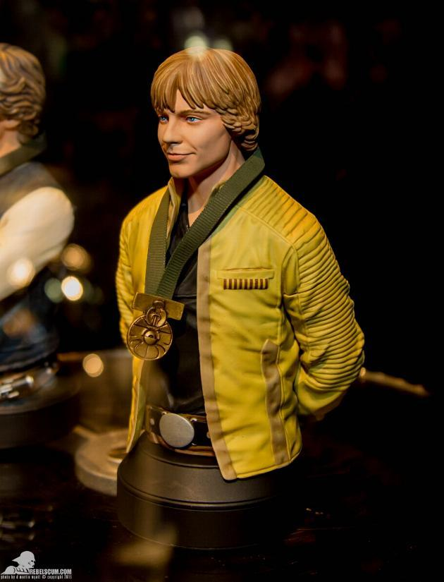Gentle Giant - Luke Skywalker Hero of Yavin Mini Bust  Gg_luk10