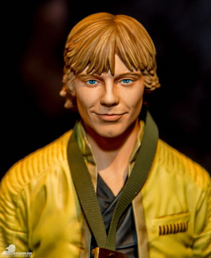 Gentle Giant - Luke Skywalker Hero of Yavin Mini Bust  Gg_luk11