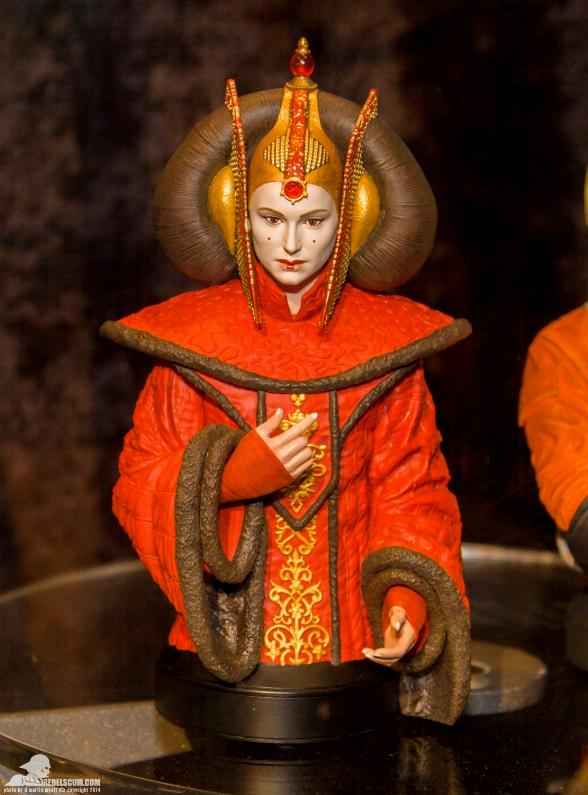 Gentle Giant - Queen Amidala Red Senate Gown PGM 2014 Gift Ggamid10