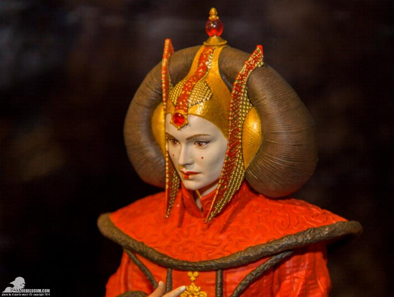 Gentle Giant - Queen Amidala Red Senate Gown PGM 2014 Gift Ggamid11