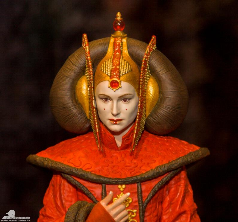 Gentle Giant - Queen Amidala Red Senate Gown PGM 2014 Gift Ggamid12