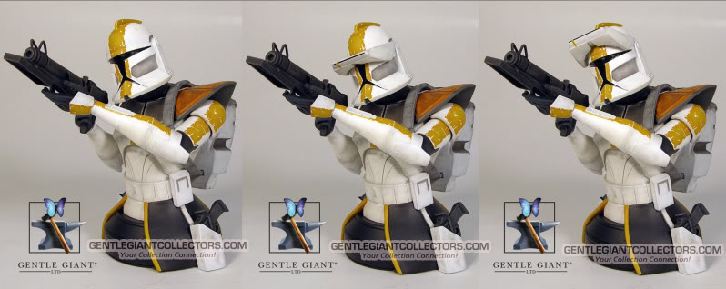 Gentle Giant Animated Commander Bly Ggcbly10